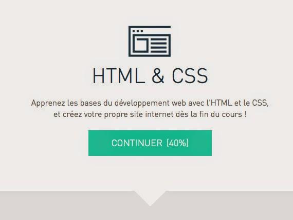 Progression-HTML