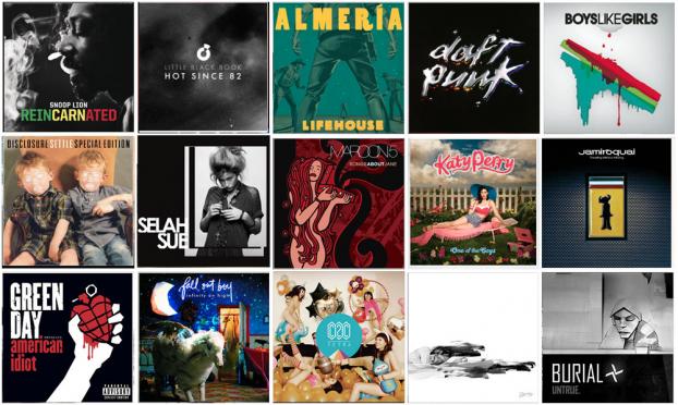 15 albumshop