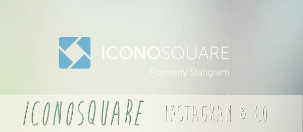 Iconosquare : super-outil pour Instagram.