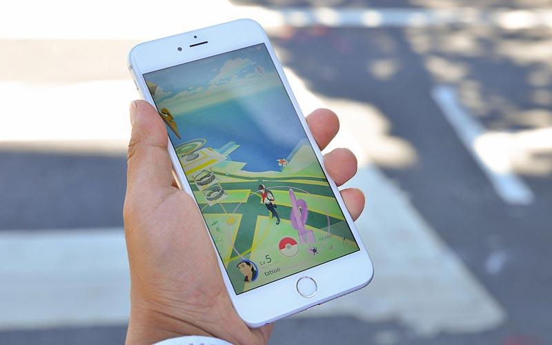 Attrapez-les tous : Pokémon GO !