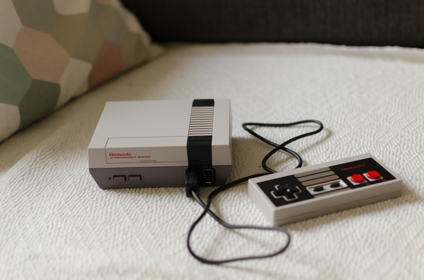 Mini Nintendo NES