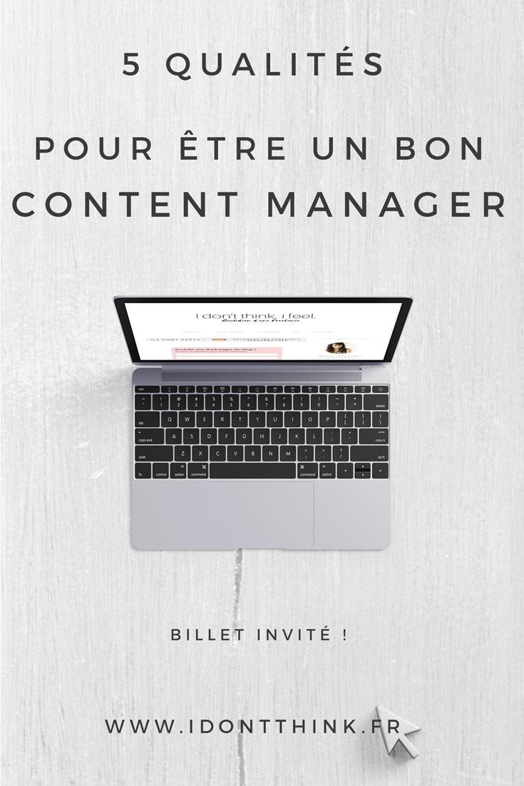 Tu veux devenir Content Manager ? Marilyn te donne toutes les qualités requises pour ce job en Freelance !