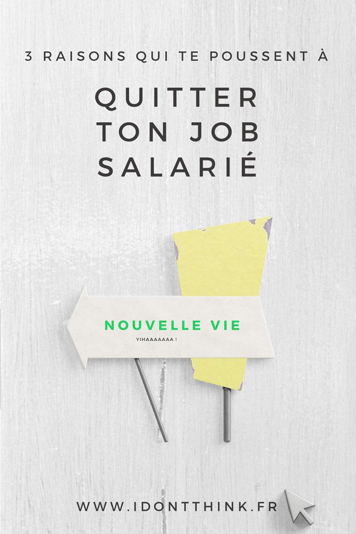 Comment quitter son job pour se lancer en Freelance ?