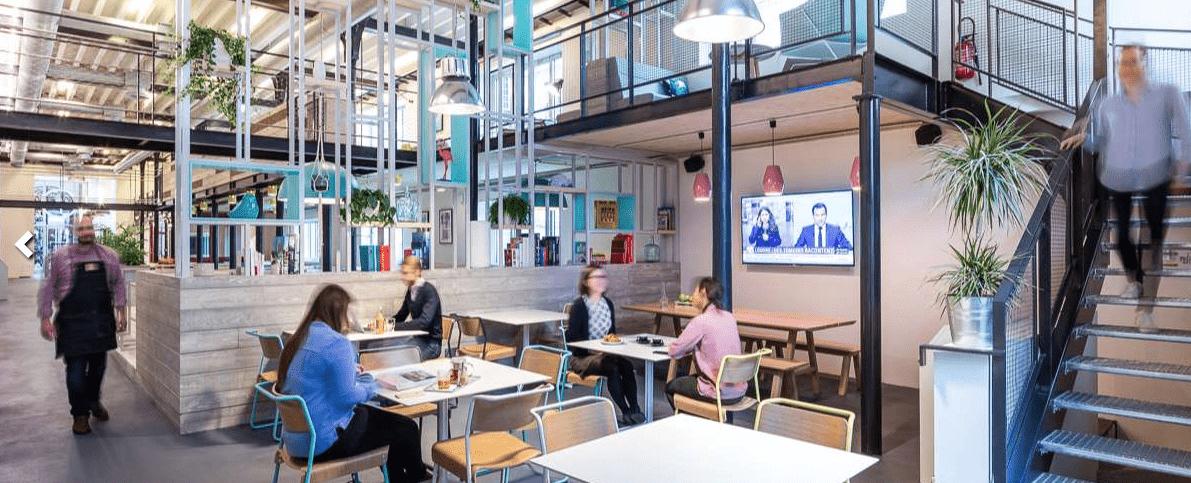 Espace de coworking Paris