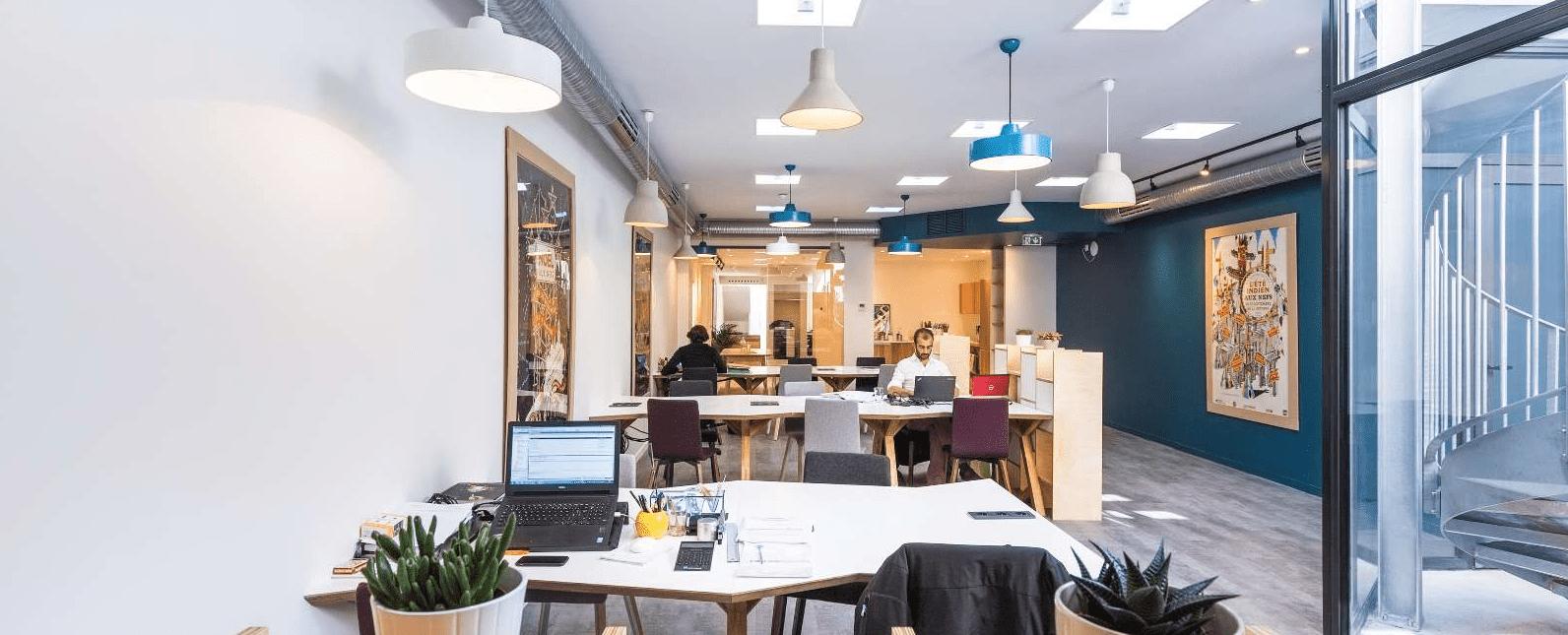Espace de coworking Bordeaux